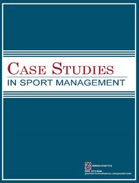 Cover Case Studies in Sport Management