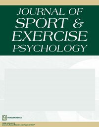 Cover Journal of Sport and Exercise Psychology