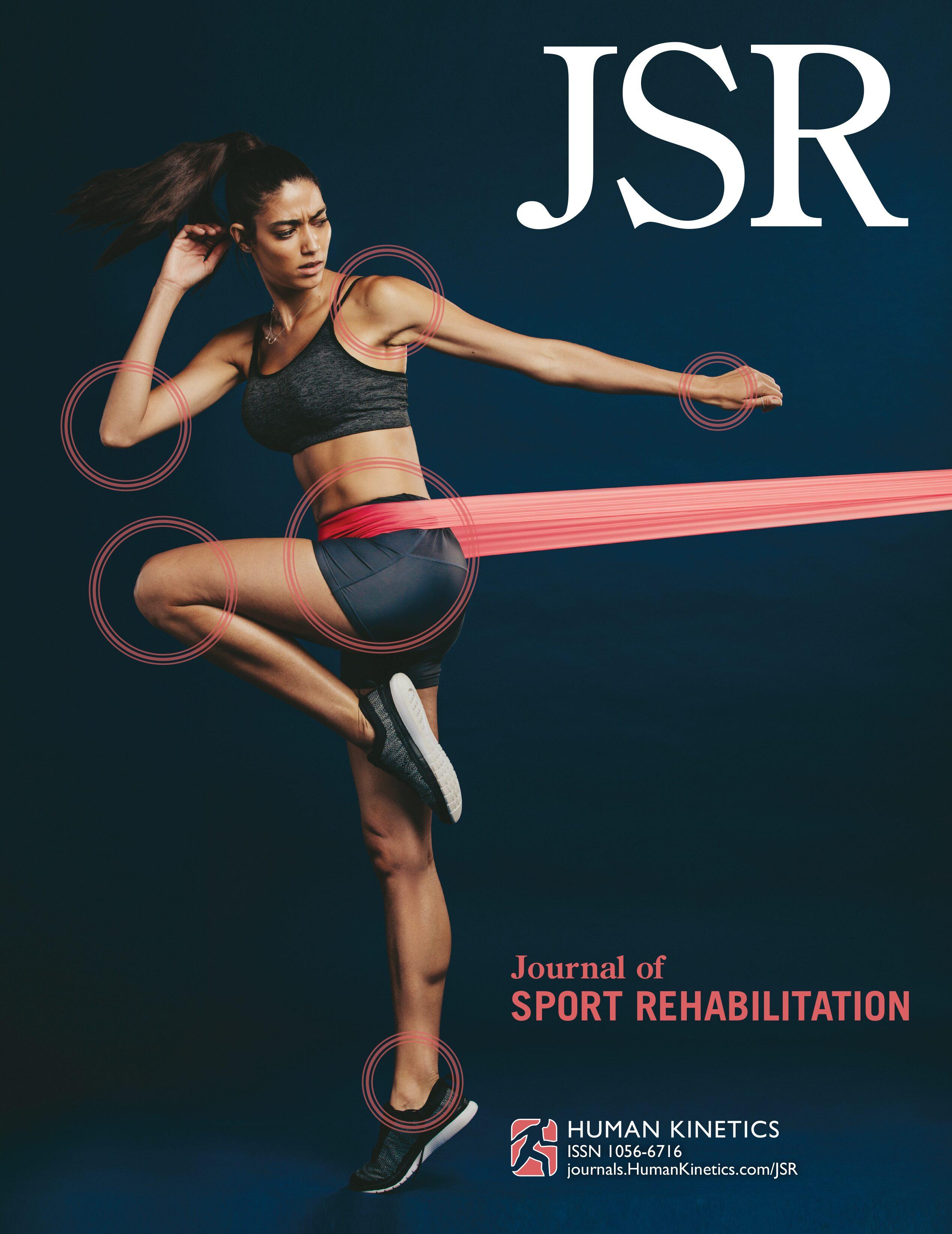 Journal Of Sport Rehabilitation Human Kinetics