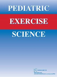 Cover Pediatric Exercise Science