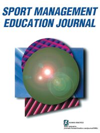 Cover Sport Management Education Journal