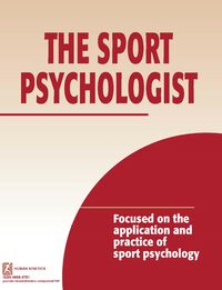 Cover The Sport Psychologist