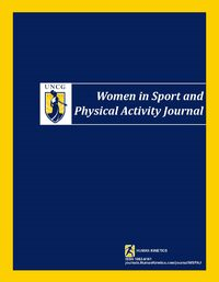 Cover Women in Sport and Physical Activity Journal