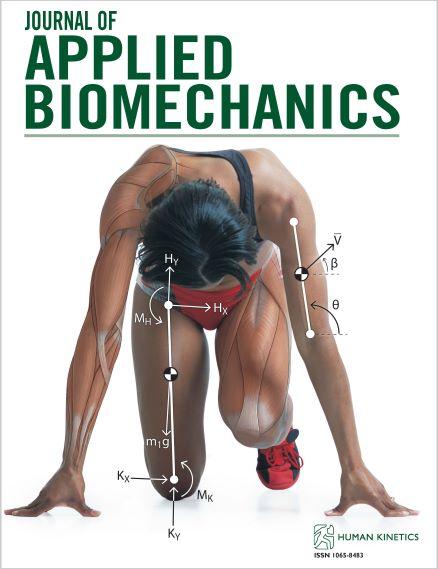 Journal of Applied Biomechanics | Human Kinetics