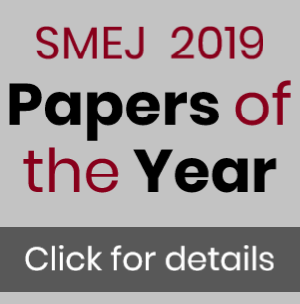 2019 SMEJ Awards