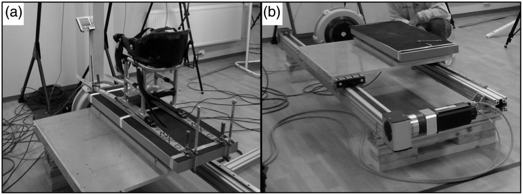 Balance Perturbations as a Measurement Tool for Trunk