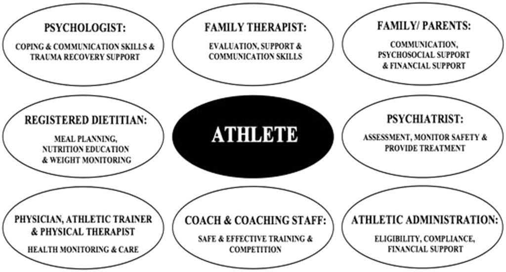 Essentials for Best Practice: Treatment Approaches for Athletes With